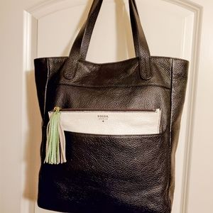 Fossil Tote